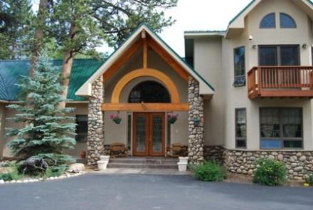 Beautiful Home - Castle on Fall River - Estes Park - rentals