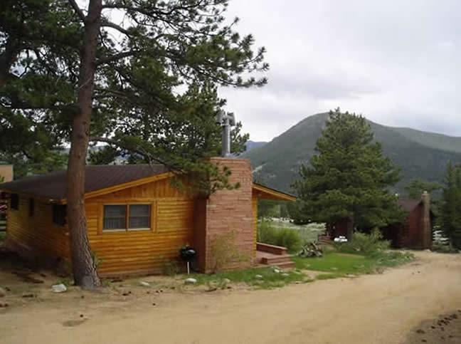 Rustic Cabin - Rocky Mountain High - Estes Park - rentals