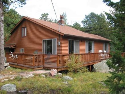 Relax in This Charming Secluded Cabin - Linger Longer - Allenspark - rentals