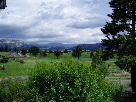 Overlooks The 18-Hole Course - Over Looks Golf Course - Estes Park - rentals