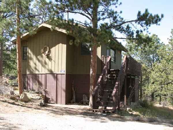 Colorado Get Away - Trek Stop - Estes Park - rentals