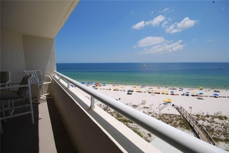 Perdido Sun Resort 704 - Image 1 - Pensacola - rentals