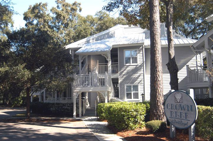 Crown Reef 101 - Image 1 - Hilton Head - rentals