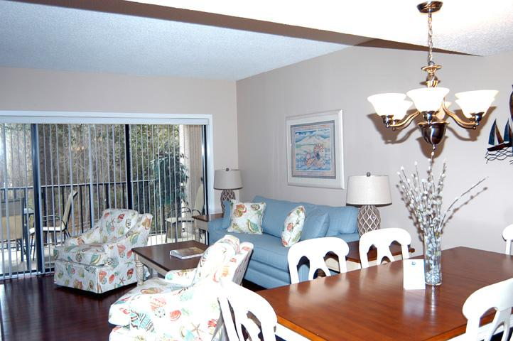 Village House 206 - Image 1 - Hilton Head - rentals