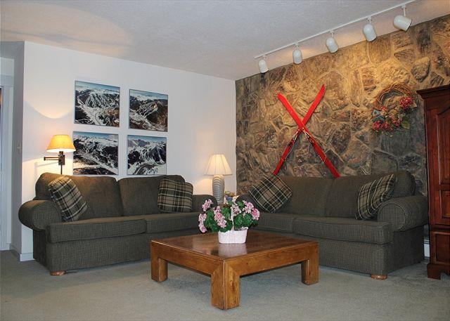 LC209F Inviting Condo w/Fireplace, Great Views, Wifi, Clubhouse - Image 1 - Dillon - rentals