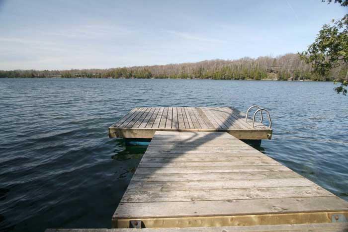 Bass Lake cottage (#473) - Image 1 - Wiarton - rentals