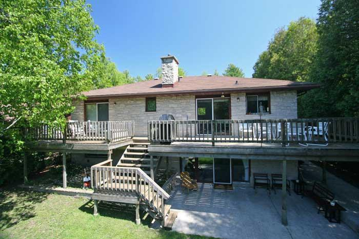 The Relax Inn cottage (#253) - Image 1 - Sauble Beach - rentals