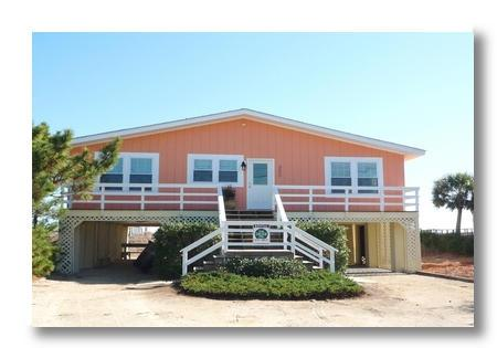 Carolina Cottage - Carolina Cottage - Oceanfront - Pawleys Island - rentals
