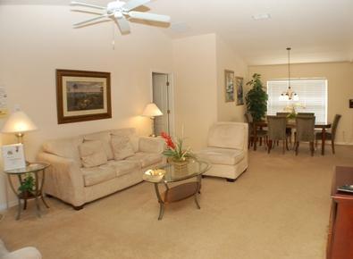 Relax at the living room - Villa Alexa - Davenport - rentals