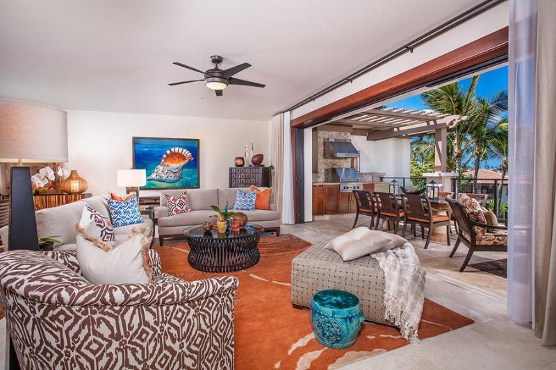 Welcome to C301 Sun Splash Villa. A select Wailea Beach Villa home with stunningly pretty indoor and outdoor living. C301 features panoramic ocean views, top quality decor and abundant 5-star amenities for entertaining and relaxation. Professionally Selec - Sun Splash C301 Wailea Beach Villas - Wailea - rentals