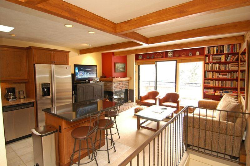 living_area_1a.jpg - Aspen Townhouse East Unit 4 - Aspen - rentals