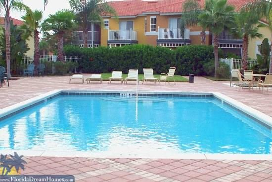 3 Bed/2.5 Bath Townhome in Guarded Resort Community - 15044 - Kissimmee - rentals