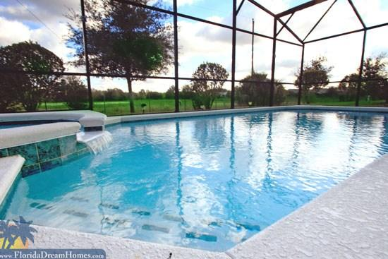 Luxurious Extra Large Pool with Spa - 17468 - Kissimmee - rentals