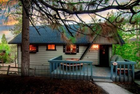 Chipmunk Lodge - Image 1 - Big Bear Lake - rentals