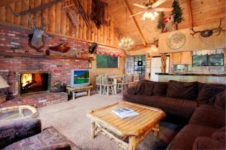 Theodores Lodge - Image 1 - Big Bear Lake - rentals
