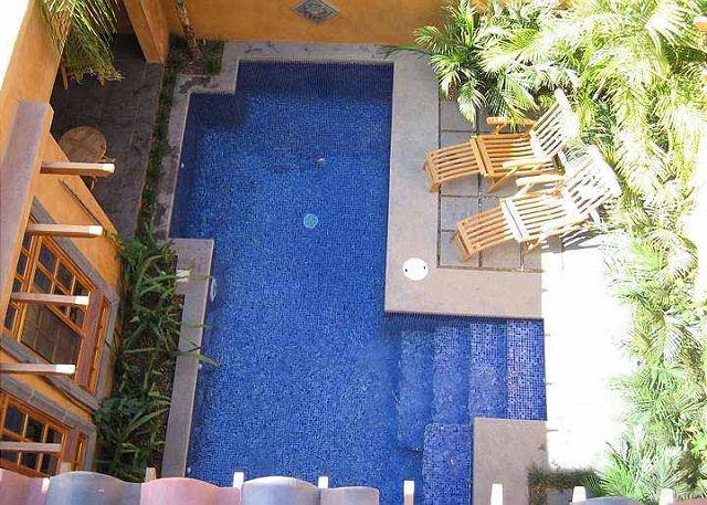 Pool - Beautiful vacation villa- across from beach, pool, cable, kitchen, gas grill - Tamarindo - rentals