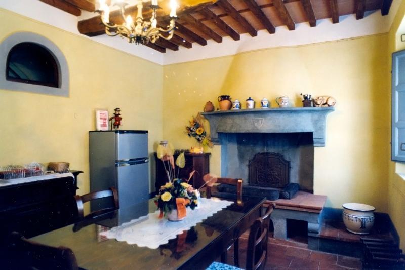 Apartment Rental in Tuscany, Segromigno - Casa Ada Uno - Image 1 - Camigliano - rentals