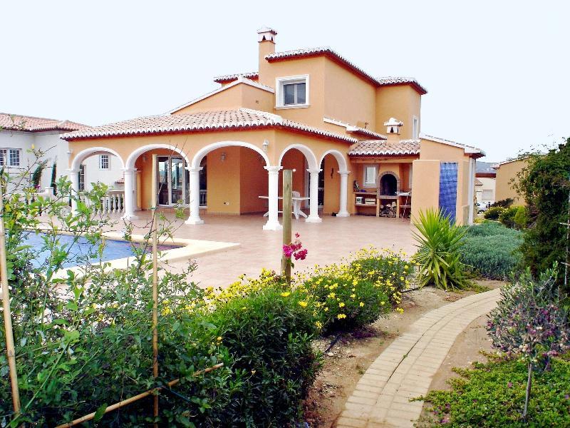 Villa Rental in Valencia, Javea - Casa Arena - Image 1 - Javea - rentals