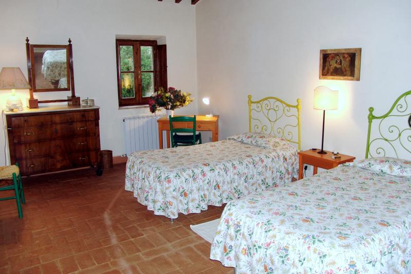 Farmhouse Rental Tuscany - Casa del Passero - Image 1 - Le Piazze - rentals