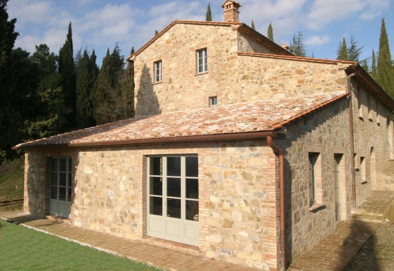 Charming Villa with Pool in Southern Tuscany - Casa Elenora - Image 1 - Le Piazze - rentals