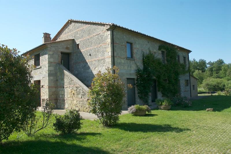 Tuscany Luxury Villa - Tenuta Abbazia - Casa la Volpe - Image 1 - Sarteano - rentals