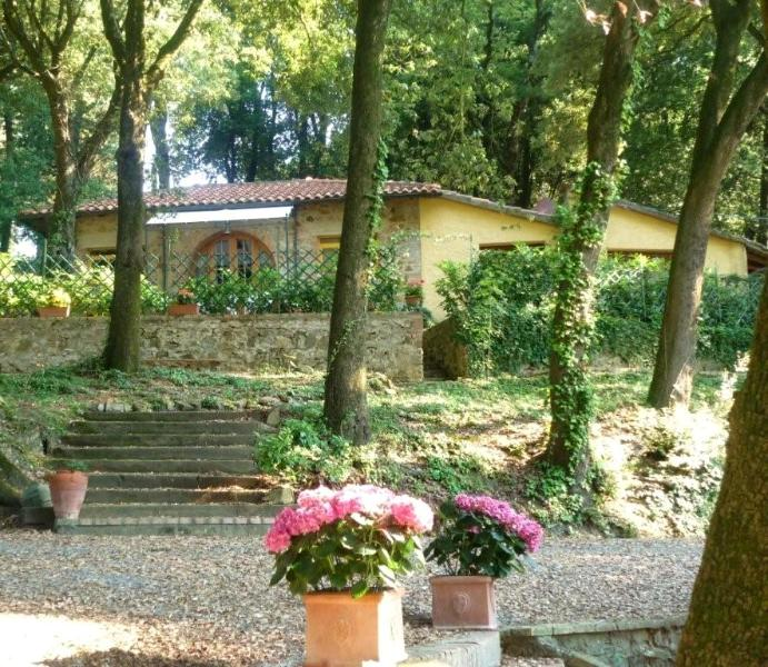 Tuscany Vacation Villa - Casetta Ombra - Image 1 - Gambassi Terme - rentals