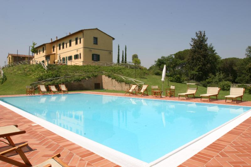 Large Tuscany Villa - Fattoria Capponi - Dolce - Image 1 - Montopoli in Val d'Arno - rentals