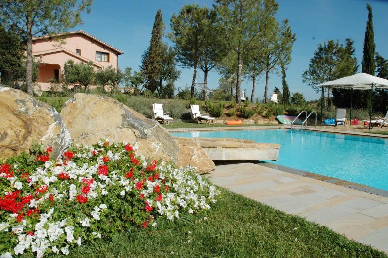 Tuscany Villa - Il Salottino - Image 1 - Magliano in Toscana - rentals