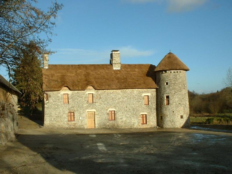 Normandy Villa - Le Manoir Normand - Image 1 - La Haye Du Puits - rentals