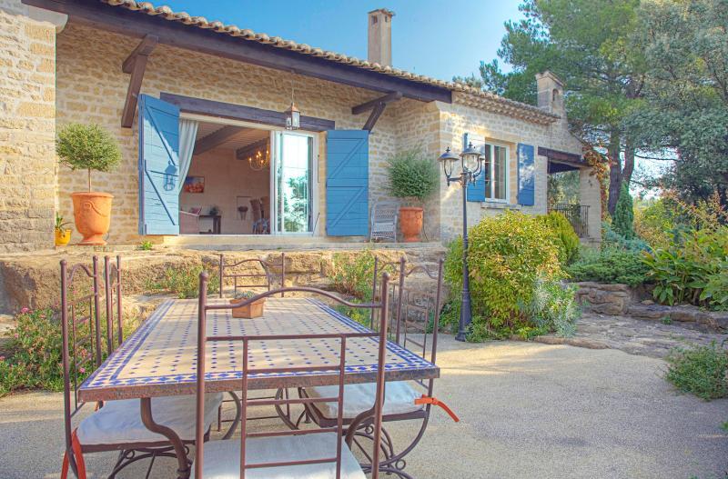 Villa in Provence Near Beaumes de Venise - Le Mas de Beaumes - Image 1 - Beaumes-de-Venise - rentals