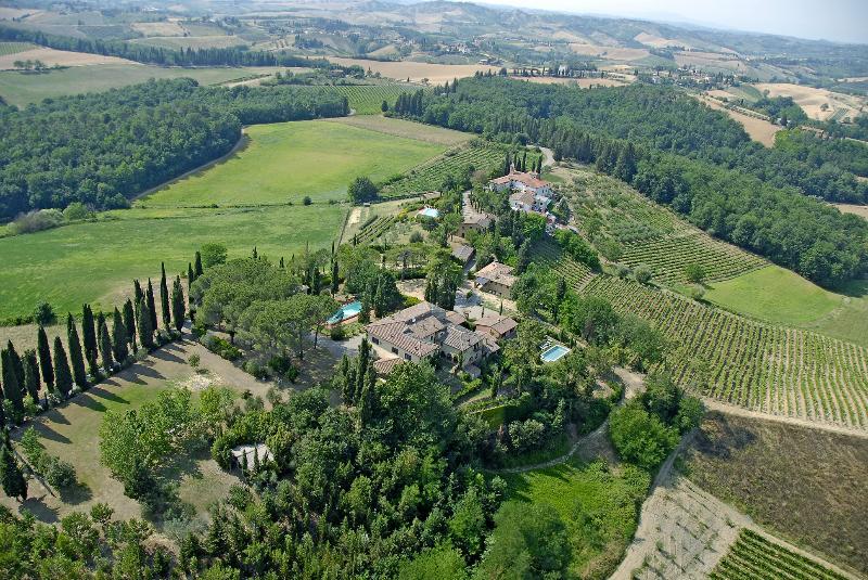 Beautiful Estate for Rent with Two Pools Near Certaldo - Tenuta dell'Anima - 12 - Image 1 - San Casciano in Val di Pesa - rentals