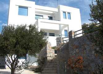 Villa on Crete - Near Plakias - Villa Amphion - Image 1 - Lefkogia - rentals