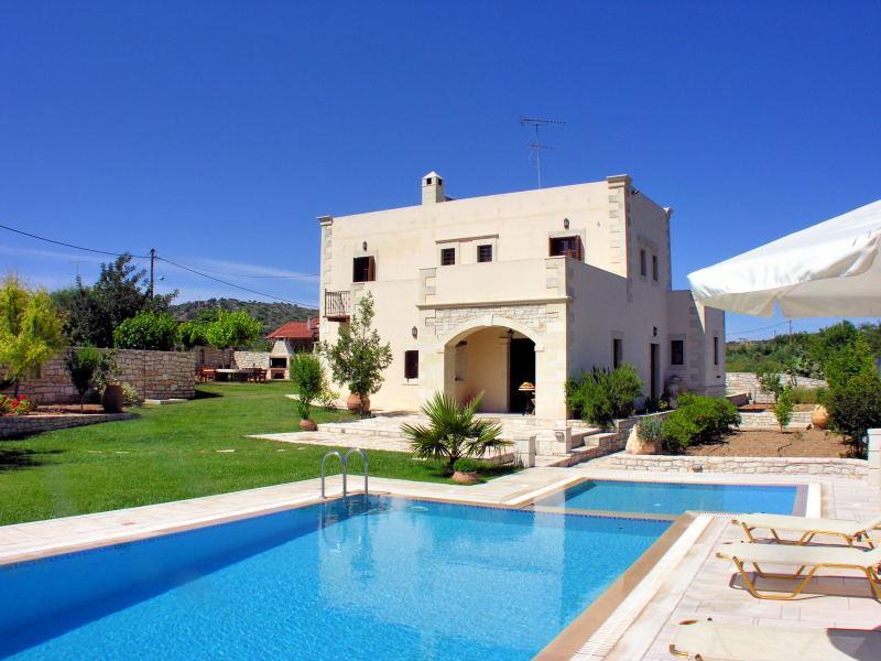 Greek Villa for Rent - Villa Argus - Image 1 - Melidoni - rentals