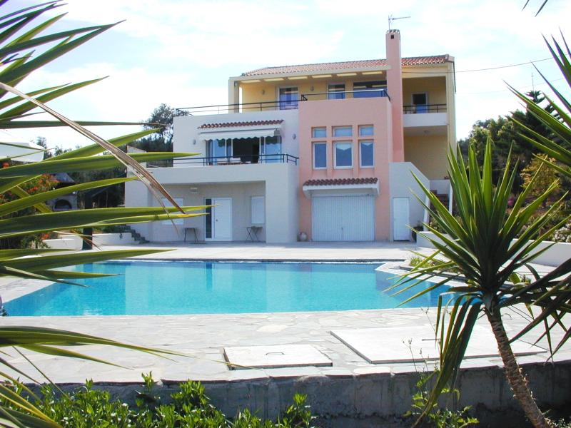 Greece Holiday Villa on Crete - Villa Asteri - Image 1 - Asteri - rentals