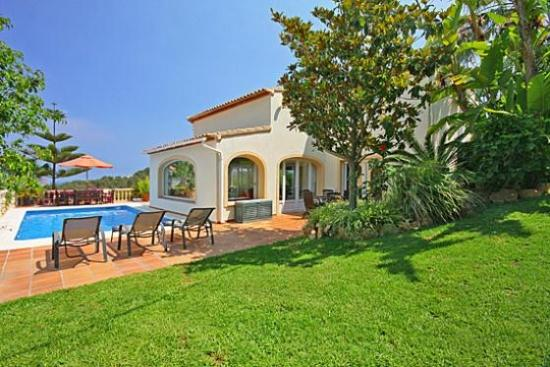 Villa by Javea - Villa Tropical - Image 1 - Javea - rentals