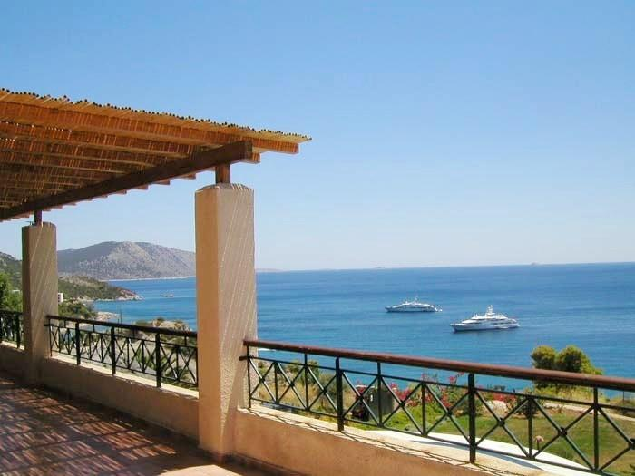 Beautiful Greek Villa on the Peloponnese Near a Rocky Beach - Villa Hermione - Image 1 - Ermioni - rentals