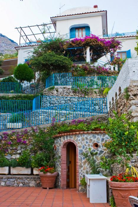 Luxury Amalfi Coast Villa Rental with Spectacular Views and Pool - Villa la Potenza - Image 1 - Amalfi - rentals