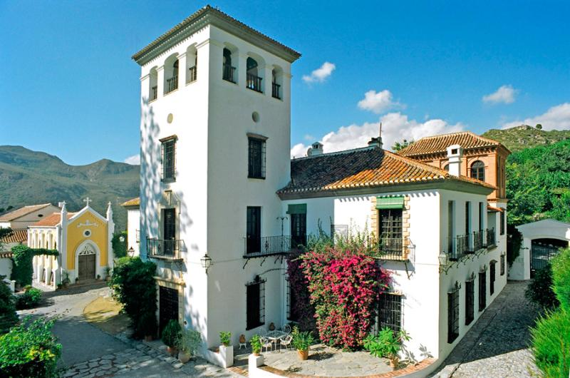 Beautiful Historic Villa in Andalucía for a Family or Friend Reunion - Villa La Reina - Image 1 - Otivar - rentals