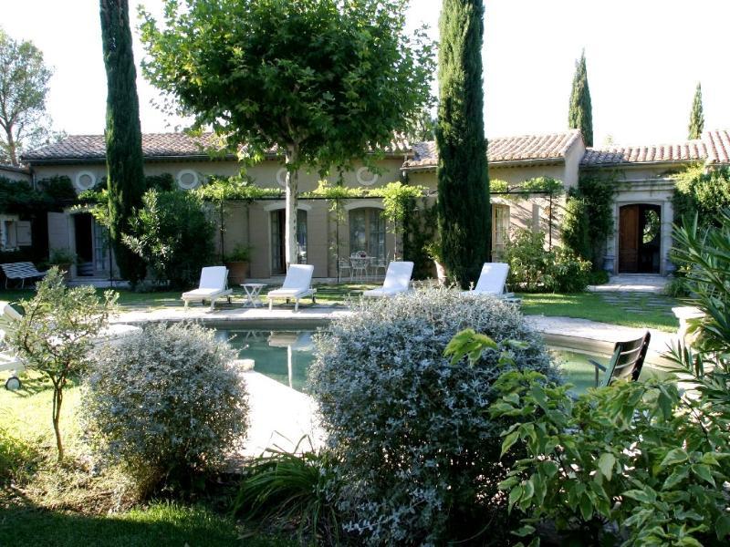 Rental Villa in Provence - Villa Orabelle - Image 1 - Boulbon - rentals
