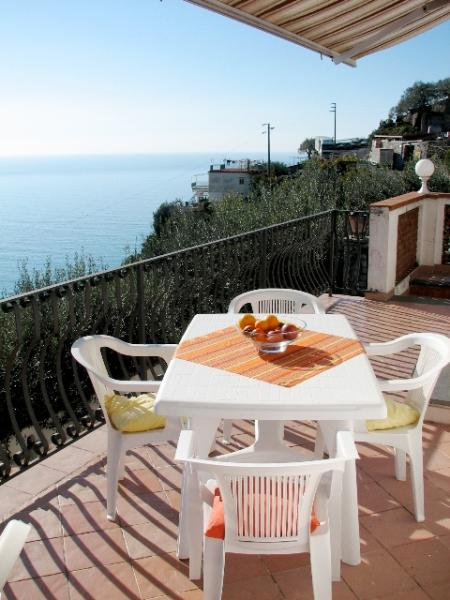Self Catering Apartment on the Amalfi Coast - Villa Pantaleone - Image 1 - Ravello - rentals