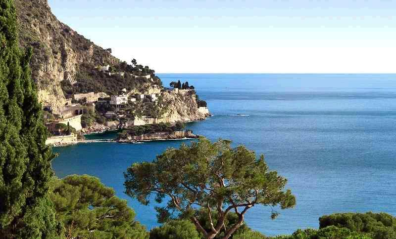 French Riviera Villa Rental Walking Distance to the Beach - Villa Panorama - Image 1 - Saint-Geniez-o-Merle - rentals