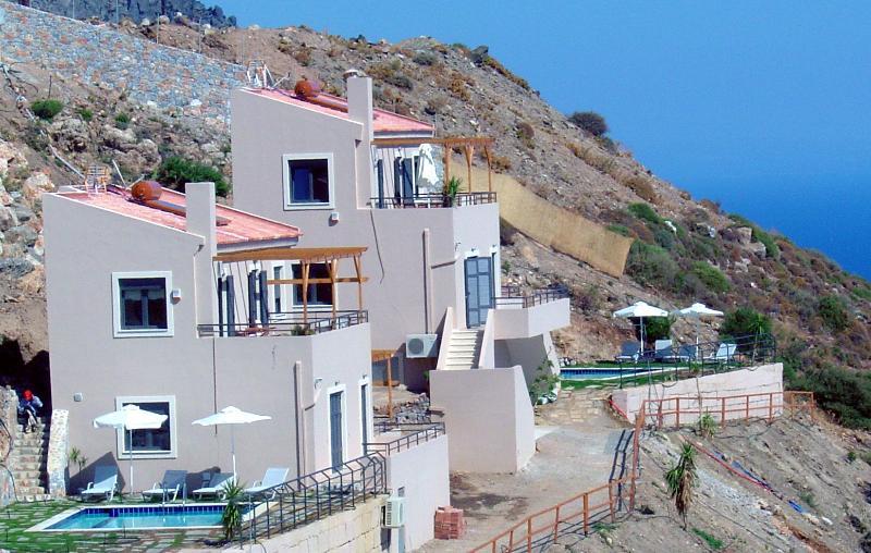 Crete Holiday Villa - Villa Pollux - Image 1 - Rodakino - rentals