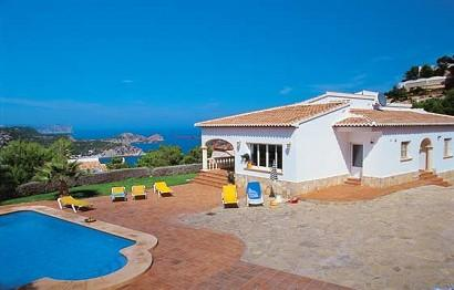 Holiday Villa on the Costa Blanca - Villa Portichol - Image 1 - Javea - rentals
