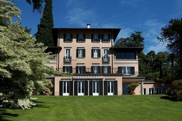Luxury Villa on Lake Como with Tennis Court and Pool - Villa Rezzonico - Image 1 - San Siro - rentals