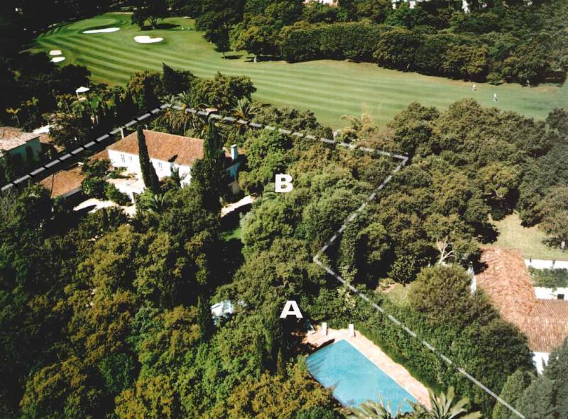 Villa in Andalucía on a Golf Course - Villa Sotogrande - Image 1 - Sotogrande - rentals