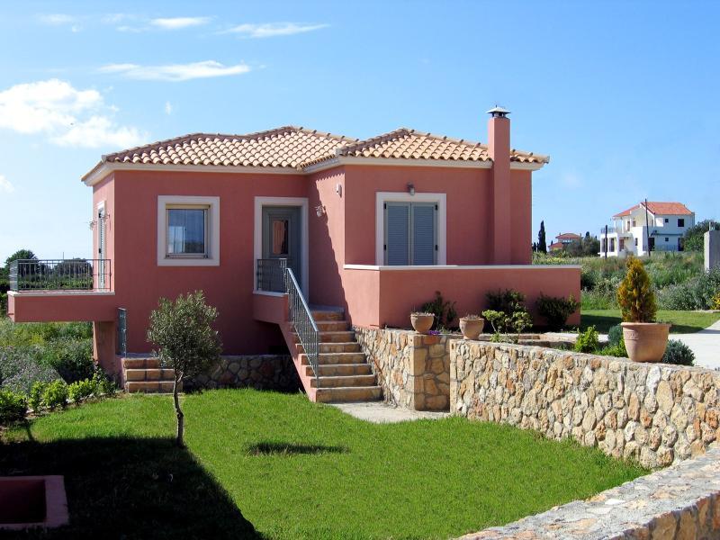 Greek Holiday Villa - Villa Thio - Image 1 - Svoronata - rentals