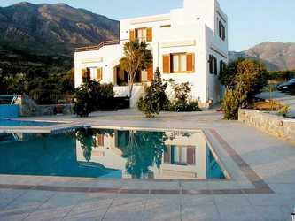 Crete Villa Near Plakias - Villa Zethos - Image 1 - Lefkogia - rentals