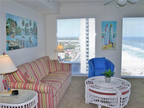 Tidewater Beach Condominium 1218 - Image 1 - Panama City Beach - rentals