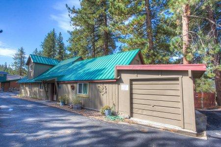 Fabulous lakefront home 100 yds to lake shoreline - CYH0814 - Image 1 - South Lake Tahoe - rentals