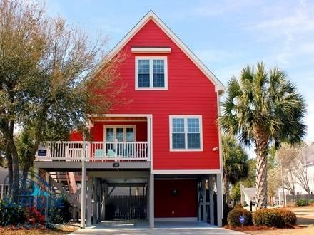 Bowman Cottage - Image 1 - Surfside Beach - rentals